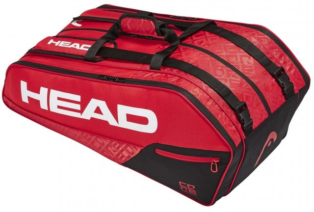 Head Core 9R Super Combi Red Black